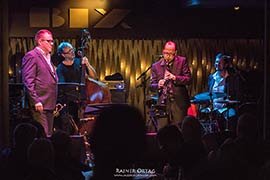 Band in the BIX Special - Jazzclub Bix Stuttgart am 20.12.2019